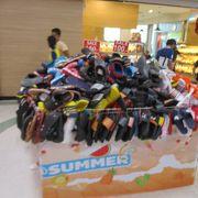 靴の激安販売