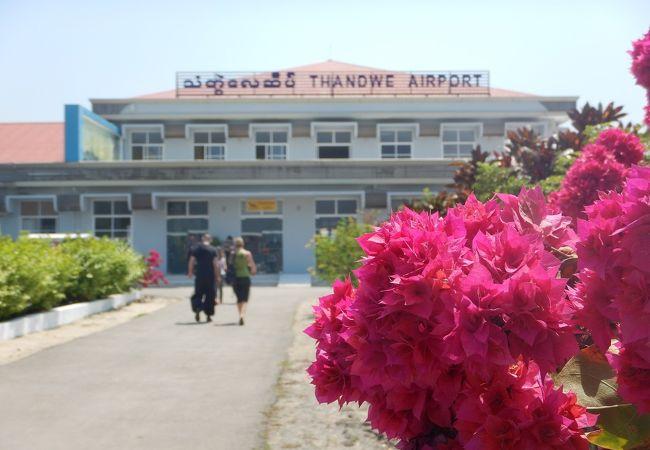 サンドウェー空港 (SNW)