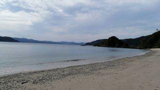 ヤドリ浜キャンプ場