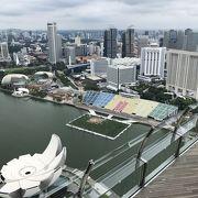 シンガポールを眺めるならやっぱりココ!