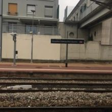 ヴェルサイユ リヴ ゴーシュ駅
