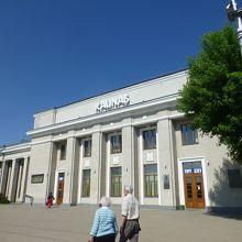カウナス駅
