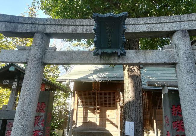佃波除稲荷神社