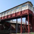 写真:JR半田駅跨線橋