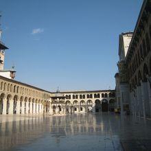 ウマイヤド モスク