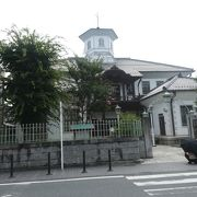 明治時代初期の洋風校舎