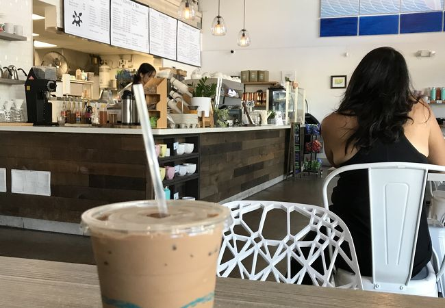 のんびりコーヒータイム
