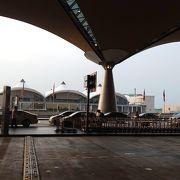 きれいな空港