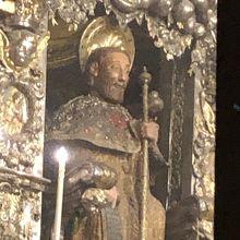 サンティアゴ デ コンポステーラ大聖堂