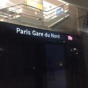 パリの主要駅