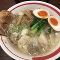 写真:麺屋空海 成田空港店