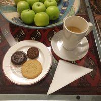 コーヒー・ティー・クッキーのサービス(24時間いつでもOK)