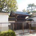 写真:三井家発祥の地