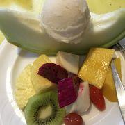 フルーツ美味しい!