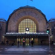 ヘルシンキの交通拠点