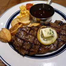 肉が旨いカフェ NICK STOCK イオンモールKYOTO店
