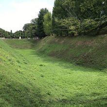 水戸:水戸城三の丸跡、旧茨城県庁