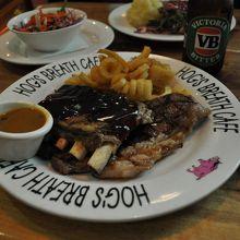 ホグス ブレス カフェ / ホグス オーストラリアズ ステーキハウス (サーファーズパラダイス店)