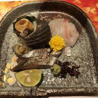 夕食は、和食の瀬戸内会席プランで。