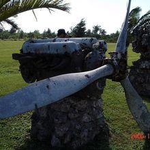 艦上爆撃機彗星のアツタ二一型水冷エンジン