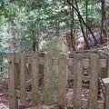 鞍馬寺 背比べ石