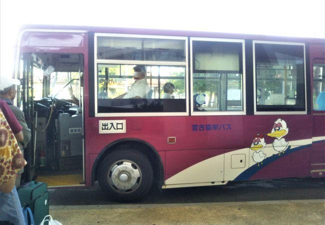 路線バス (宮古協栄バス)