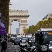 歴史深いパリの象徴