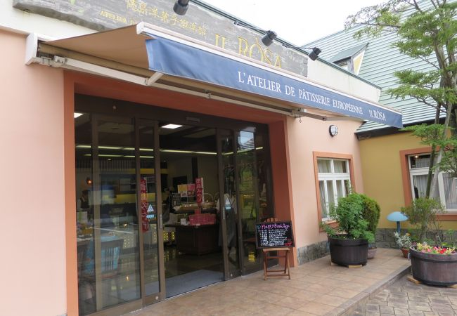 イルローザ 鳴門店