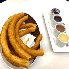 チョコラテリア バロール (サン マルティン店)
