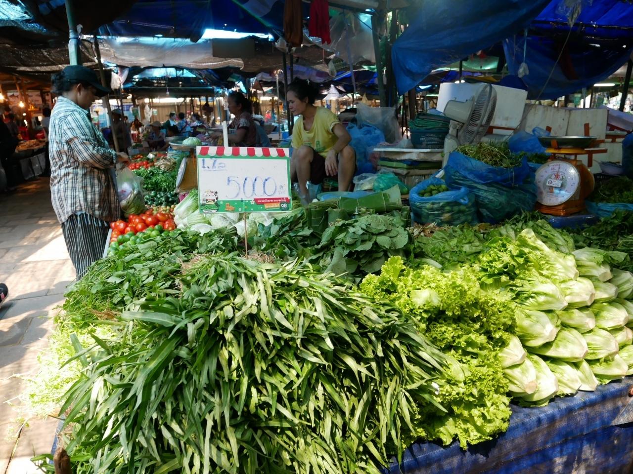 タラート クアディン (クアディン市場)