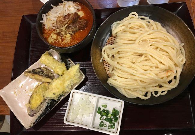 武蔵野うどん 竹國 東松山店