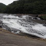 滝のイメージとチョッと違うが見応え有り!
