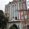 写真:慶應義塾大学 三田キャンパス