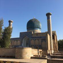 アミール ティムール (グリ アミール)廟