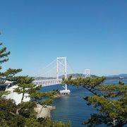 徳島側から
