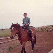 マザー牧場乗馬体験