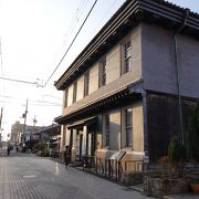 長浜市旧市街の中心