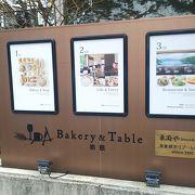 #パン ベーカリーアンドテーブル箱根 人気店です。