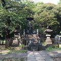 写真:彰義隊戦士之墓