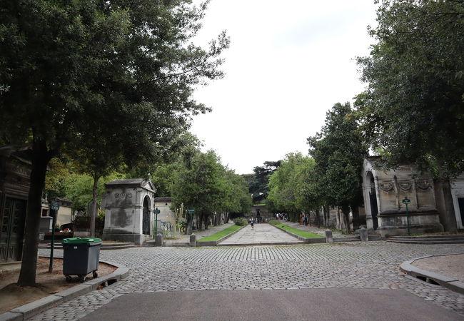 ペール ラシェーズ墓地