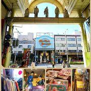 レトロとネオレトロが交差する柳ヶ瀬商店街