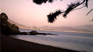 新和歌の浦海岸
