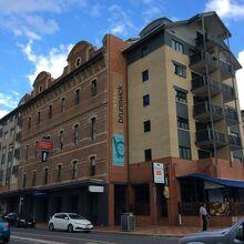 セントラル ブランズウィック アパートメント ホテル