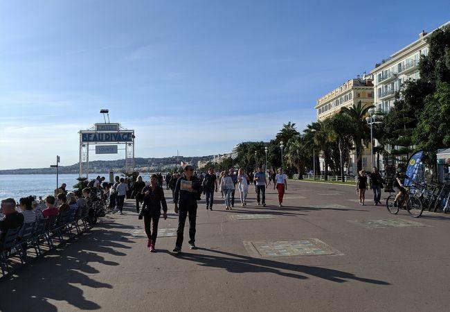 世界一の散歩道!