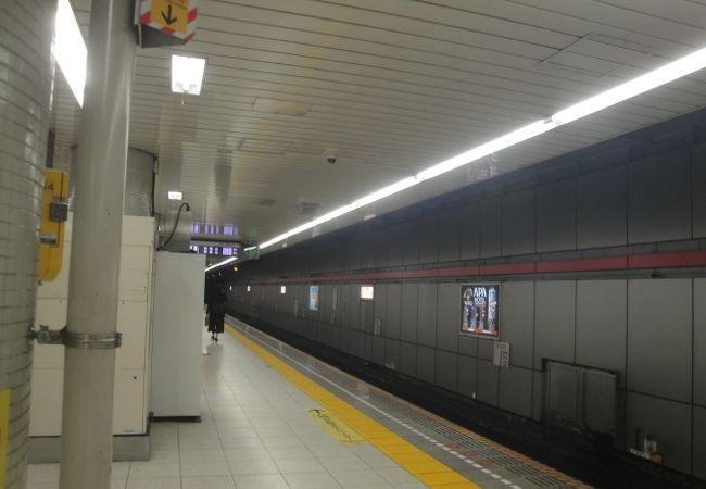 戸越銀座商店街最寄り駅