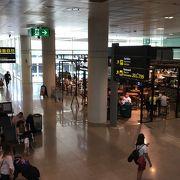 Barcelona International Airport (Aeroport de Barcelona El Prat)