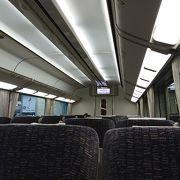 なんばと名古屋を2時間程で結ぶ近鉄特急!!