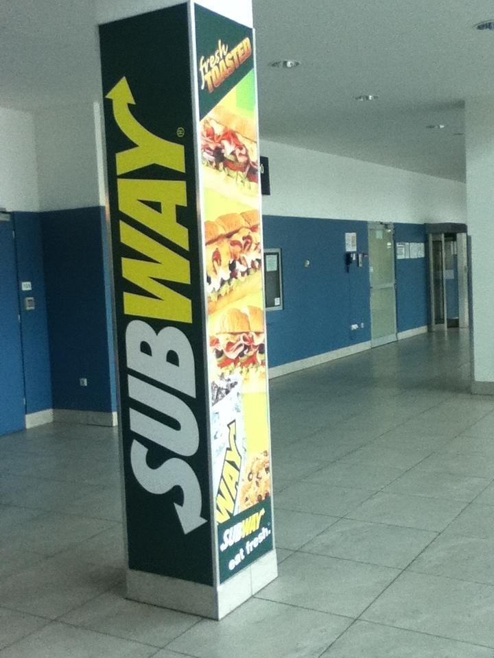 サブウェイ (プラハ国際空港店)