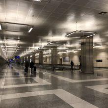 アタテュルク空港駅 (ハワリマヌ駅)