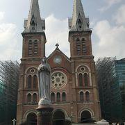 美しい教会です
